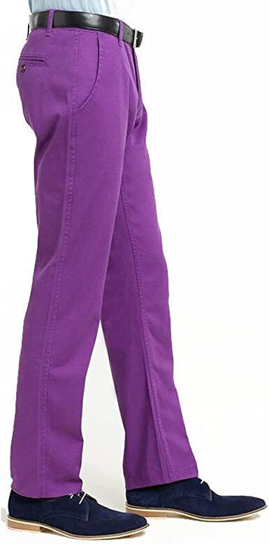 Asquith/&Foz Mens Classic Long Regular Fit Chino trousers