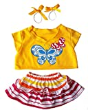 Butterfly Costume Outfit Teddy Bear Clothes Fits