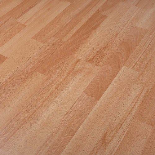 6mm-ac3-click-slide-laminate-flooring-beech-266sqm-by-klikka