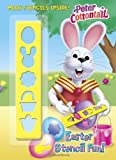 img - for Easter Stencil Fun! (Peter Cottontail) (Color Plus Stencil) book / textbook / text book