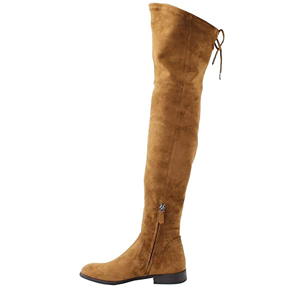 3971a099e20 Amazon.com  Dolce Vita Women s Neely Over The Knee Boot  Shoes