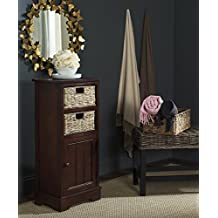 Safavieh American Homes Collection Connery Cherry Cabinet