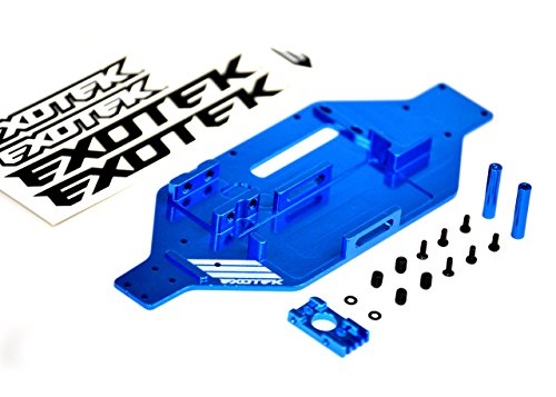 - UPDATED CHASSIS FOR Losi Micro SCT, Micro Rally vehicles