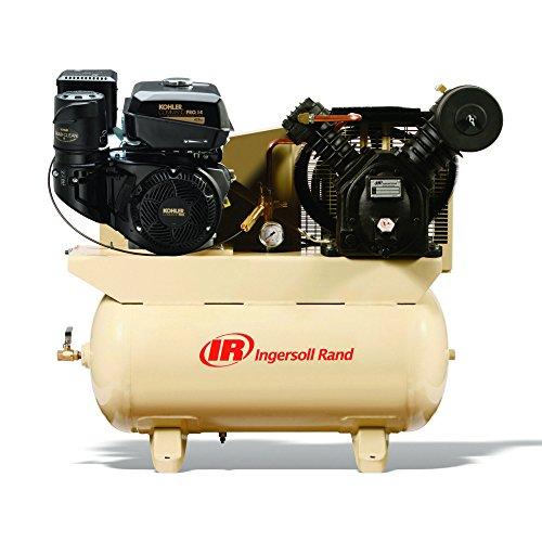 - Ingersoll Rand Air Compressor - 14 Hp, Model# 2475F14g