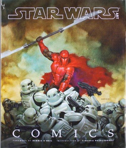 Star Wars Art: Comics (Star Wars Art Series)