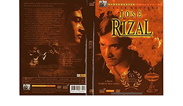 reflection of rizal movie by cesar montano