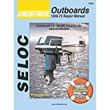 Johnson, Evinrude Outboard, 1958 - 1972 Repair and Tune-Up Manual