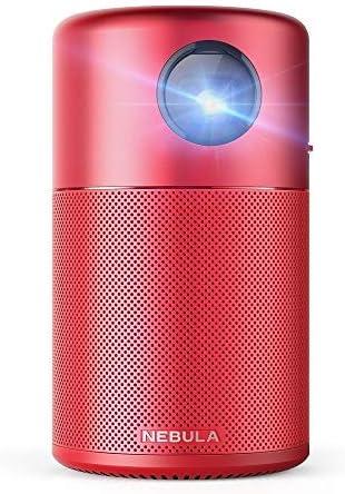 Amazon.com: Anker Capsule Smart Mini Proyector portátil de ...