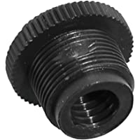 """Baosity 5/8"""" Male to 3/8"""" Female Threaded Nut Screw Adapters for Microphone Clips or Microphone Stands"""