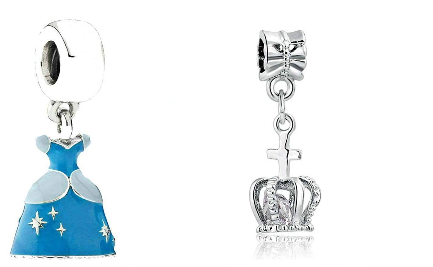 pandora bracelet disney princesses