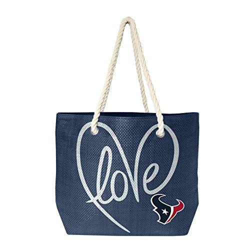 NFL Houston Texans Rope Tote Bag