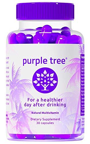 Purple Tree Hangover Cure