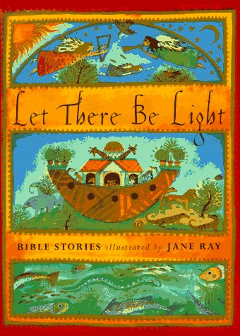 Price comparison product image Let There Be Light: Bible Stories Illustrated by Jane Ray