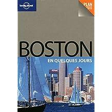 BOSTON EN QUELQUES JOURS -1E ED.