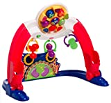 Fisher-Price Baby Playzone Kick and Whirl Carnival