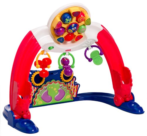 Fisher Price Baby Playzone Whirl Carnival