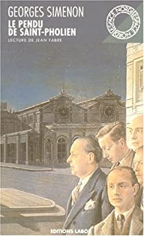 Le Pendu de Saint-Pholien par Simenon