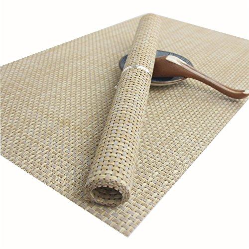inn-textilene-pure-colour-177x118inch-placematskitchen-supplieswaterproofheat-insulationbeige-set-of