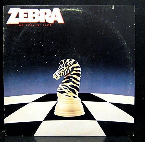 Zebra No Tellin
