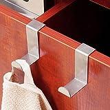 Over Door Hooks, Aomasi Stainless Steel Kitchen