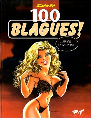 100 blagues ! Album – 13 octobre 1999 Dany Joker Production 2872651179 BD tout public