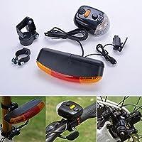 LLTS Intermitentes LED Bicicleta Paseo nocturno para Bicicleta ...