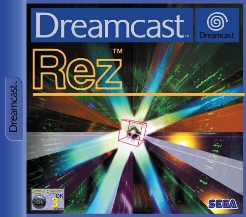 REZ best Dreamcast games