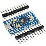 Pro Micro modulo con ATMEGA32U4, Arduino Leonardo Board simile a, 5V, 16MHz