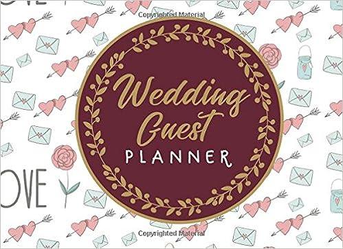 wedding guest planner blank guest list guest list organizer guest
