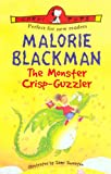 The Monster Crisp-Guzzler, Malorie Blackman, 0552547832