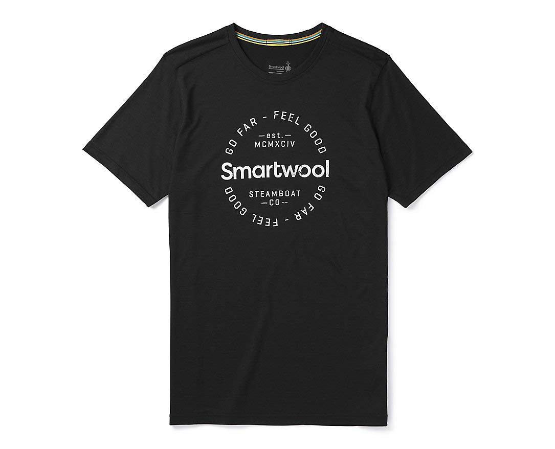 Smartwool Herren Merino Sport 150 Go Far Feel Good Tee T-Shirt