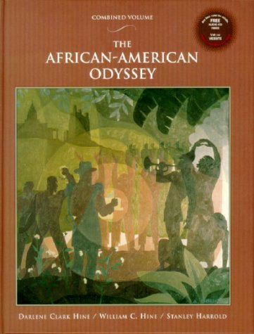 The African-American Odyssey with Audio CD: Combined Volume
