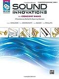 Sound Innovations for Concert Band, Bk 1: A Revolutionary Method for Beginning Musicians (E-flat Baritone Saxophone), Book, CD & DVD