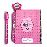 Hot Focus Diary with Lock for Girls - Secret