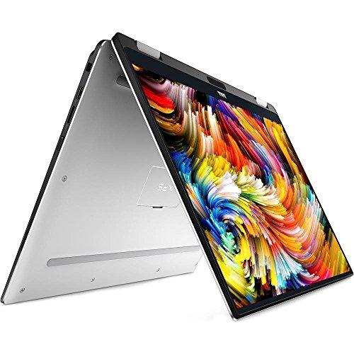 """Price comparison product image Dell XPS 13 - 9365 Intel Core i7-7Y75 X2 1.3GHz 16GB 512GB SSD 13.3"""" Win10,  Silver"""