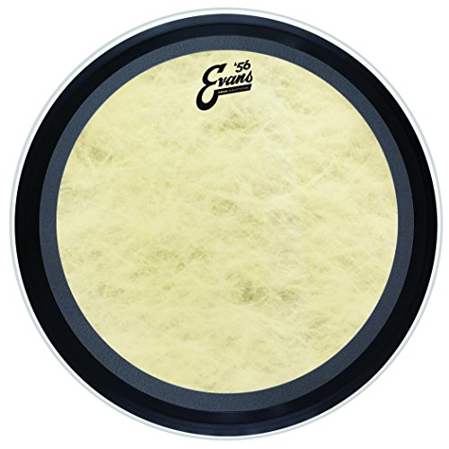 Evans EMAD Calftone Tom Hoop Drum Head, 16""