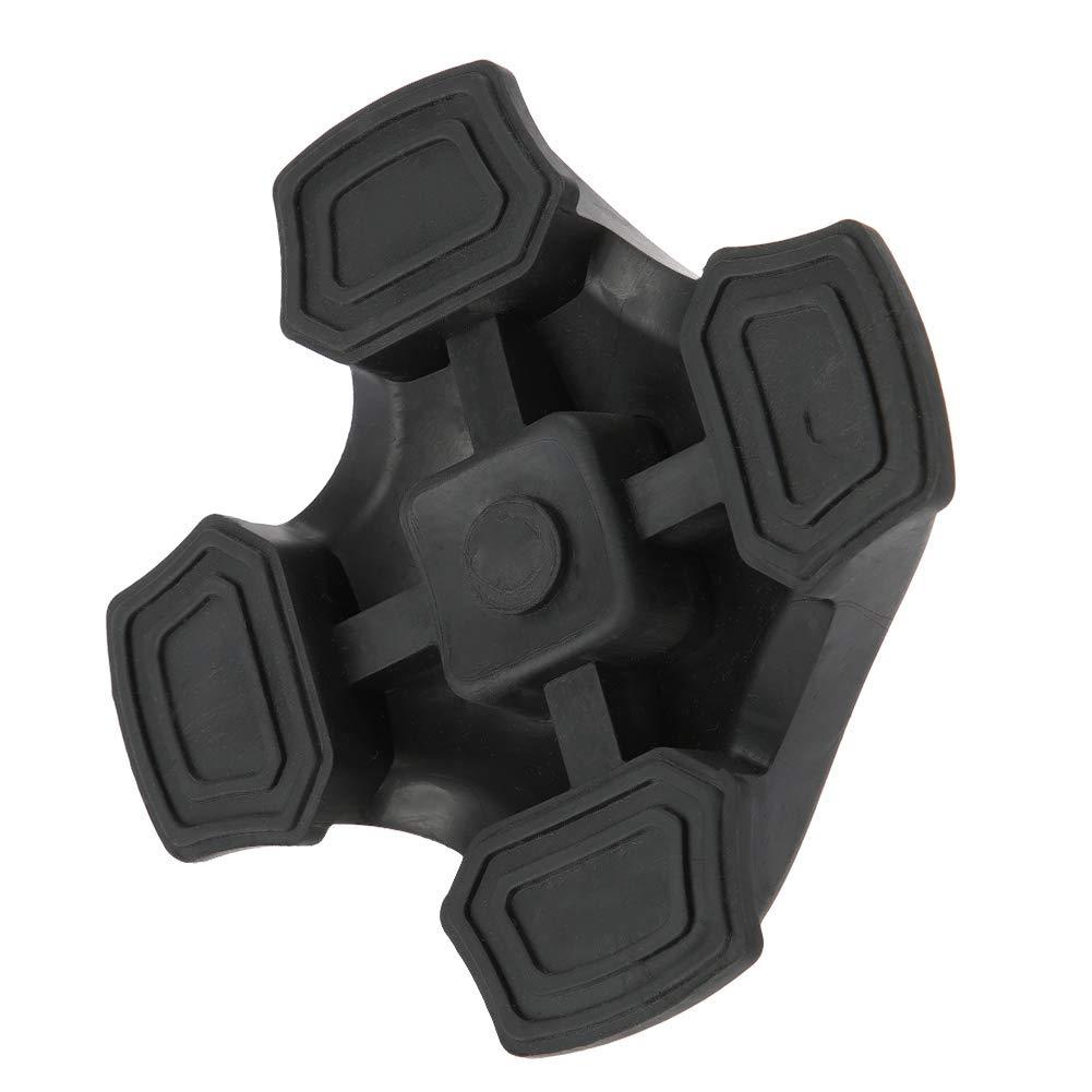Tri virole pointe de canne en caoutchouc support de canne de marche en caoutchouc autostable pour plus de stabilit/é 19 mm ajoute de la stabilit/é /à votre canne de marche