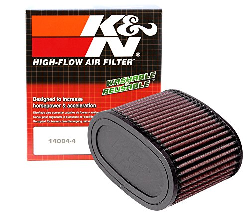 K&N HA-1187 Honda High Performance Replacement Air Filter (Vt1100 07 Honda Sabre)