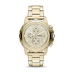 Image of the product Fossil Mens Dean Quartz that is listed on the catalogue brand of Fossil.