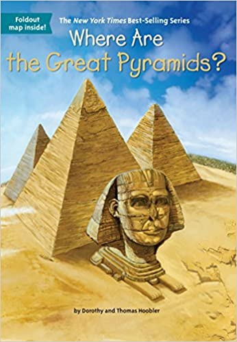 Image result for where are the great pyramids book