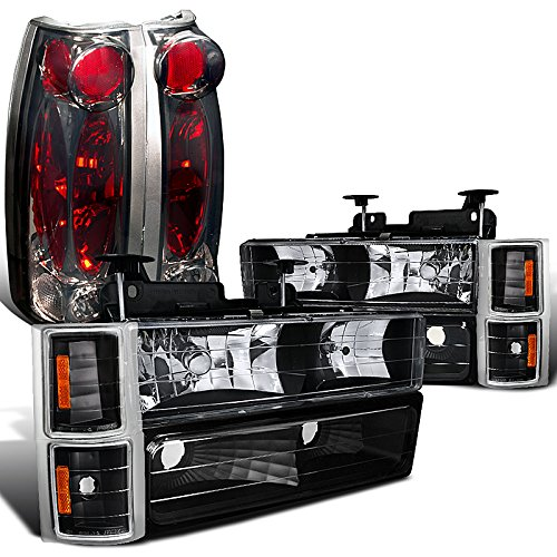 95 silverado tail lights - 1