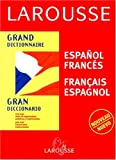 Grand dictionnaire Espanol/Francés - Français/Espagnol