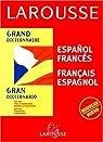 Grand dictionnaire : Espagnol/français, français/espagnol par García-Pelayo y Gross