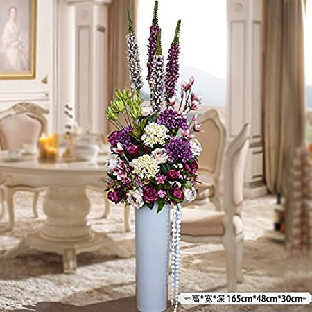 Zhudj large floor to ceiling living room hotel artificial flowers zhudj large floor to ceiling living room hotel artificial flowers artificial flower kit silk flowers floral mightylinksfo