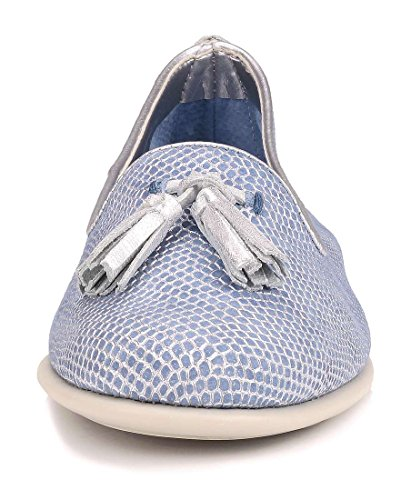 Take Ballerine Miss The Denim Bleu Flexx Femme wg6gPaEq