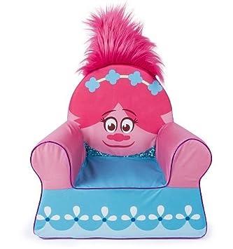 Amazon.com: DreamWorks trols Poppy Marshmallow Muebles ...