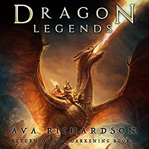 Dragon Legends Audiobook
