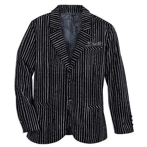 Disney Jack Skellington Blazer Jacket for Men Size