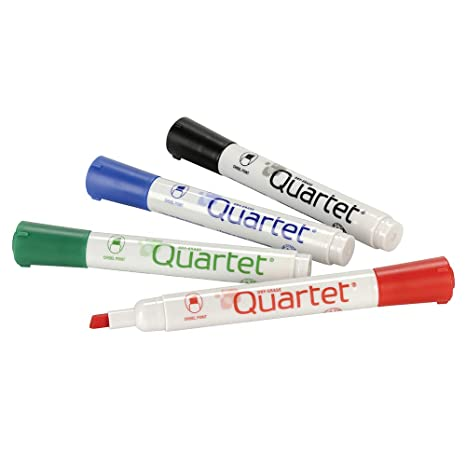 Amazon.com: Cuarteto bajo olor (punta biselada de marcador ...