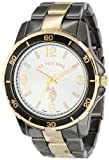 U.S. Polo Assn. Classic Men's USC80298 Analog-Quartz Two Tone Watch